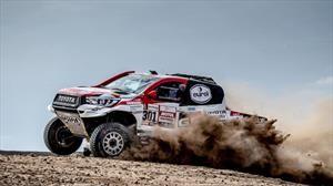 El Dakar se va por cinco años a Arabia Saudita