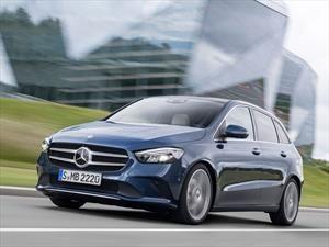 Mercedes Benz Clase B 2019, el familiar de alta categoría