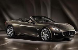 Maserati Gran Turismo Convertible Fendi en el Salón de Frankfurt 2011