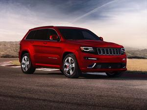 Nuevo Jeep Grand Cherokee SRT8 2014