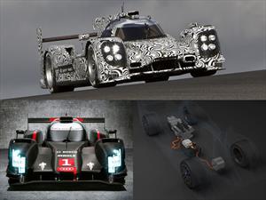 Le Mans 2014 será híbrida y con tracción integral