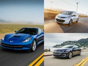 Chevrolet llega con tres Show Cars al Salón del Automóvil