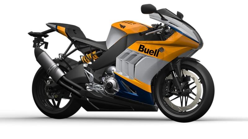 La firma de motos Buell vuelve a la vida con la Hammerhead 1190RX