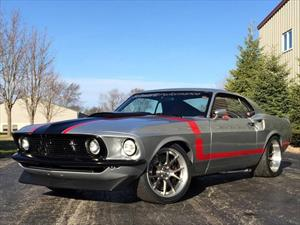 Ford Mustang 1969 By Schwartz Performance, gran clásico con mucho estilo