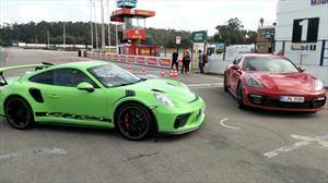 Colombia es sede del Porsche World Roadshow