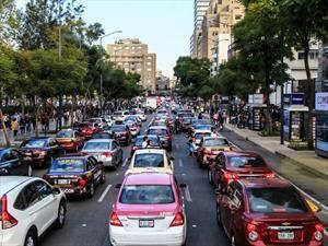 Las 10 ciudades con más tránsito vehicular en Latinoamérica durante 2018