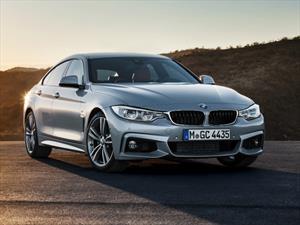 El BMW Serie 4 Gran Coupé arribó a Colombia