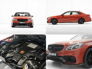 BRABUS le cambia la cara al Mercedes-Benz E63 AMG