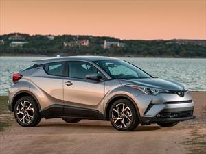 Toyota C-HR 2018 llega a México en $359,900 pesos