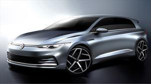 VW Golf 2020 sin camuflaje, el fabricante alemán lo devela poco a poco