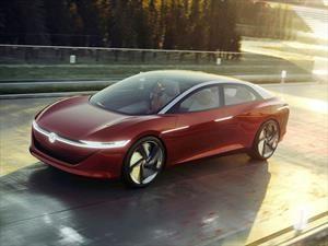 Volkswagen ID Vizzion Concept debuta