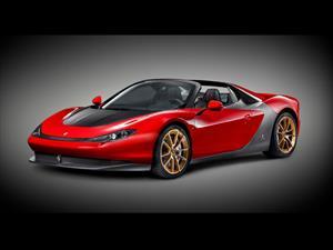 La primera Ferrari Sergio es entregada en Emiratos Árabes