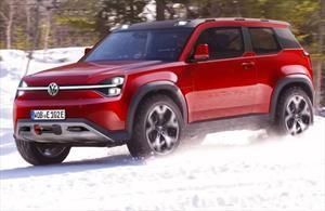 Volkswagen prepara un rival para el Wrangler