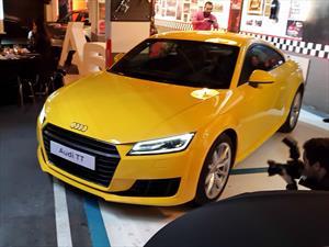 Llega a Colombia el nuevo Audi TT desde 154'900.000