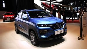Renault City K-ZE el Kwid se enchufa