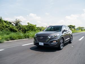 Hyundai Tucson 2016 llega a México desde $327,900 pesos