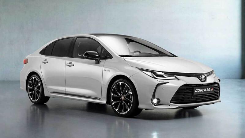 Toyota confirma una versión deportiva Gazoo Racing para el Corolla
