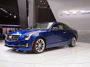Cadillac ATS Coupé 2015, se presenta