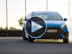 Video: Estos son los modos de manejo del Ford Focus RS