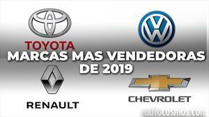 Las 10 marcas más vendedoras de Argentina en 2019