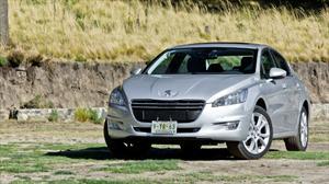 Peugeot 508 2012 a prueba