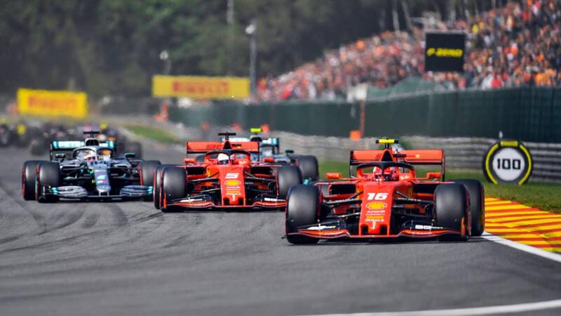 F1 2020: La guía del Gran Premio de Bélgica