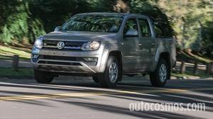Volkswagen Amarok V6 258 CV lanza su preventa en Argentina