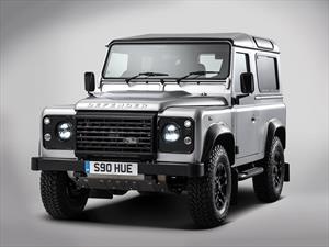 Land Rover Defender 2,000,000, un SUV de colección