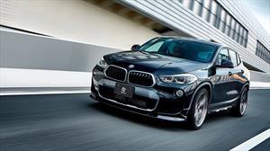BMW X2 por 3DDesign luce más agresivo y llamativo