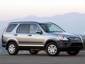 Honda Chile realiza llamado a modelo CR-V 2006