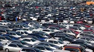 Bajó la venta de Autos Usados en Febrero de 2012