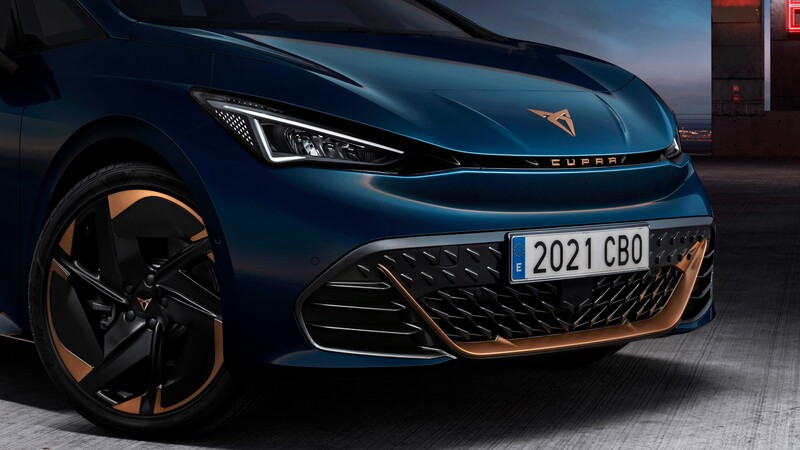 Cupra solo producirá autos totalmente eléctricos