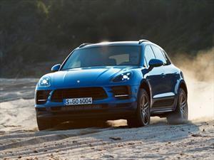 Porsche Macan se renueva en el Salón de París