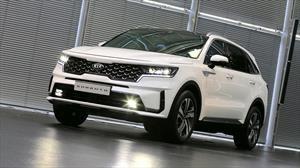 Kia Sorento 2021, tecnológica SUV híbrida llena de seguridad