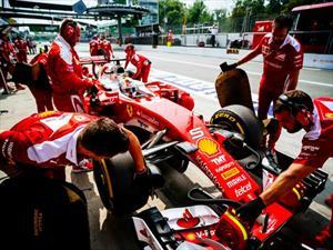 Este es el calendario provisional de la Fórmula 1 para 2017