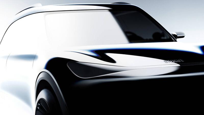 El primer SUV de smart viene en camino