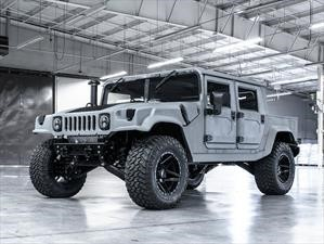 El regreso del Hummer H1: Launch Edition #003