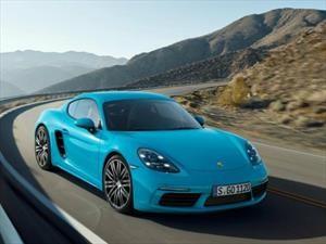 Porsche 718 Cayman: más potencia conservando la línea de los clásicos