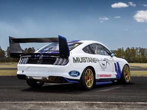 ¿Un Mustang con un alerón enorme? ¡Australia lo hizo!
