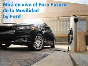 Seguí en vivo el Foro Futuro de la Movilidad de Ford