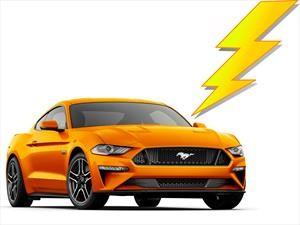 Nueva generación del Mustang tendría una versión eléctrica