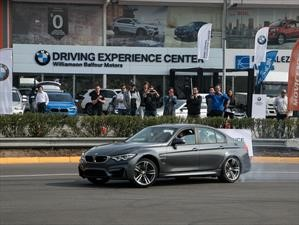 BMW inaugura su primer Driving Experience Center en Movicenter