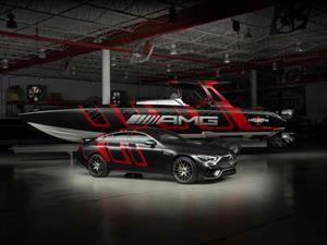 41 'AMG Carbon Edition es un barco lleno de poder y lujo