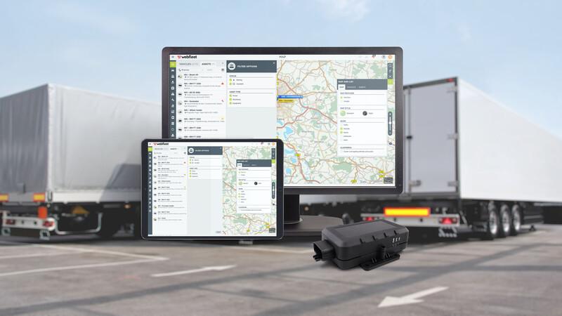Webfleet presenta el Link 340, dispositivo para trackear remolques y activos motorizados