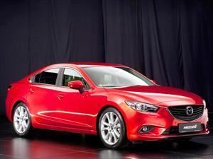 All New Mazda6 y CX-5: Ganan Premios Best Car