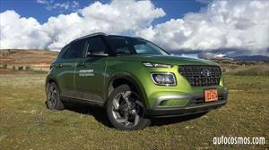 Hyundai Venue 2020 el nuevo SUV chico que viene a Argentina