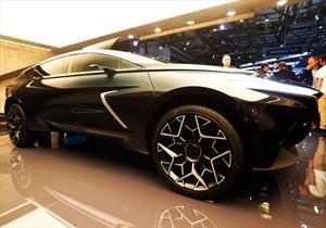 Lagonda resucita con un SUV 100% eléctrico