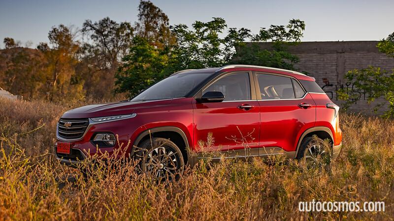 Chevrolet le suma conectividad al SUV Groove