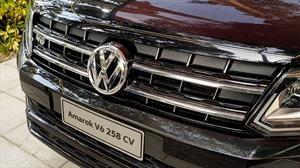 Volkswagen mejora la Amarok V6 y la traerá a Chile