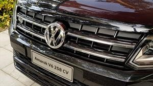 VW Amarok V6 258 CV en marzo en Argentina